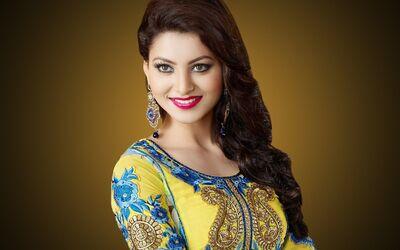 Urvashi Rautela Indian Film Celebrity
