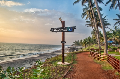 Varkala Kerala Beach Photo