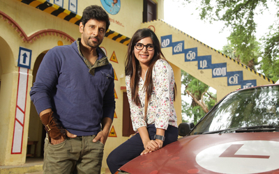 Vikram And Samantha in 10 Endrathukulla Movie