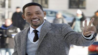 Will Smith American Actor