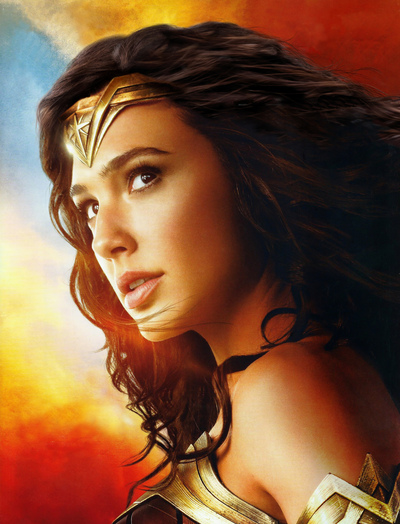 Wonder Women Gal Gadot